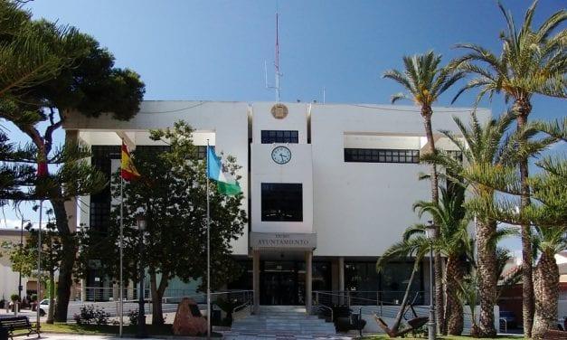 Oficina de atención de afectados por el temporal en San Pedro del Pinatar