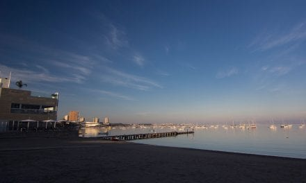 Información sobre playas y El Puente de Estacio San Javier