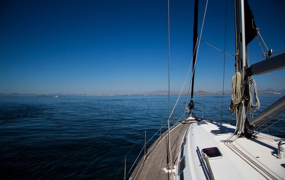 Deportes náuticos en el Mar Menor