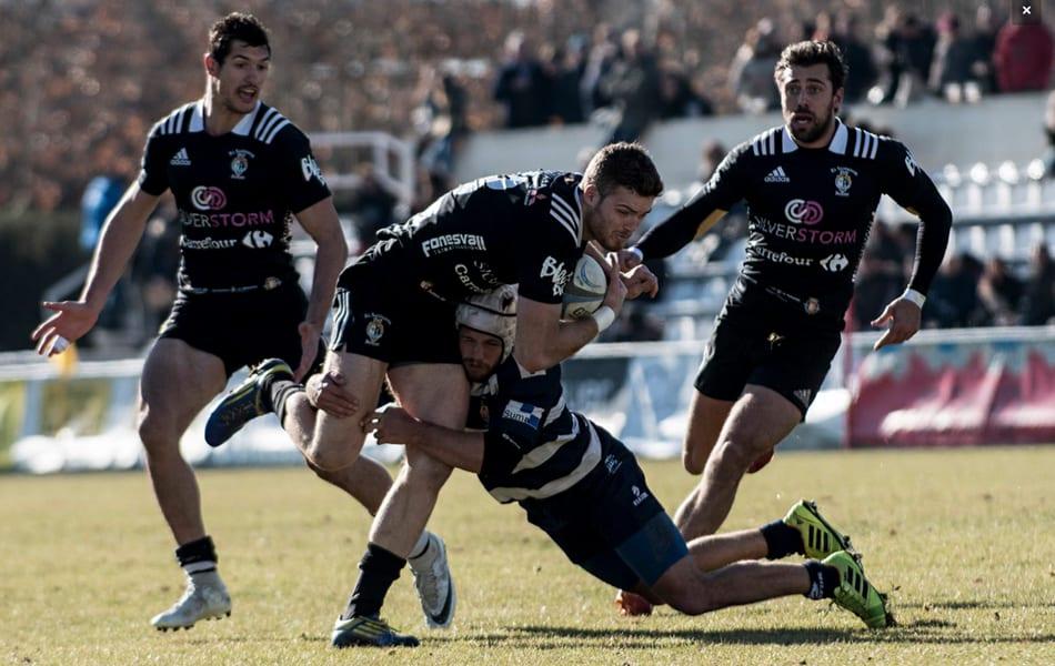 Jornada de puertas abiertas con El Club de Rugby El Salvador de Valladolid