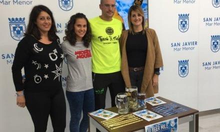 La III Beer Mile en San Javier destinará su recaudación a la Fundación Rafa Puede