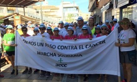 La VI marcha Solidaria contra el Cáncer recauda 10 mil euros