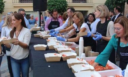 El Encuentro Gastronómico del Langostino del Mar Menor 'Vivo 2018' cierra su primera edición
