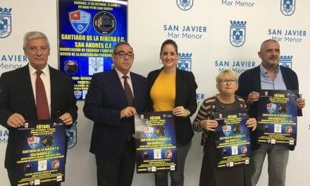 Caldero y fútbol a beneficio de la APAMM Asociación Párkinson Mar Menor