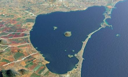 Presentan en el Congreso una proposición para declarar al Mar Menor como Parque Regional