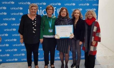 Ayuntamiento de San Pedro del Pinatar ,Ciudad Amiga de la Infancia de UNICEF