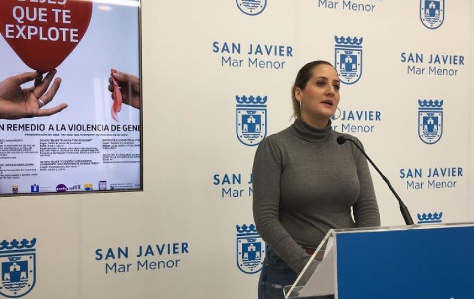El programa del 25 del Ayuntamiento de San Javier presta una especial atención a los jóvenes