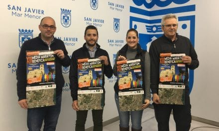 La XIII Media Maratón de San Javier 25 de noviembre 2018
