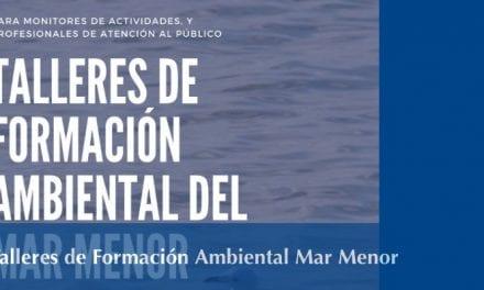 Talleres de Formación Ambiental Mar Menor para los trabajadores del sector turístico