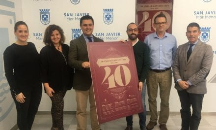 Celebración del 40 Aniversario de la Constitución Española