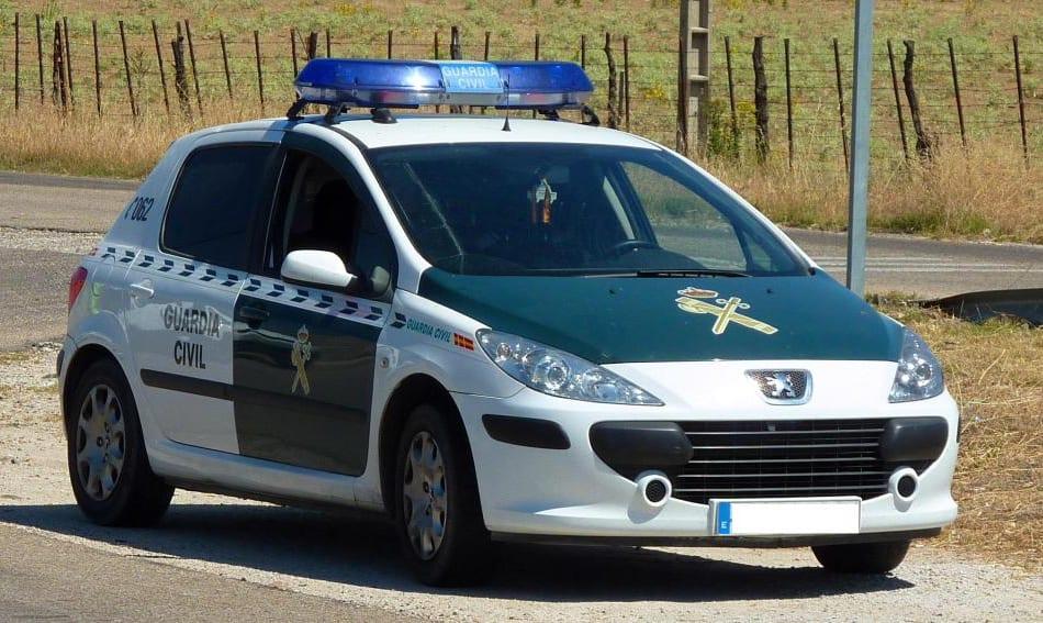 Detención de una pareja de Valladolid por una veintena de robos en La Manga del Menor