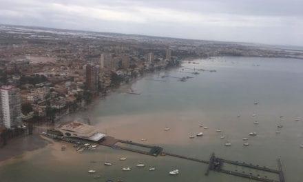 Pacto por el Mar Menor reitera la inutilidad de los tanques de tormenta