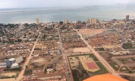 Fotos aéreas de san Javier después de las lluvias torrenciales