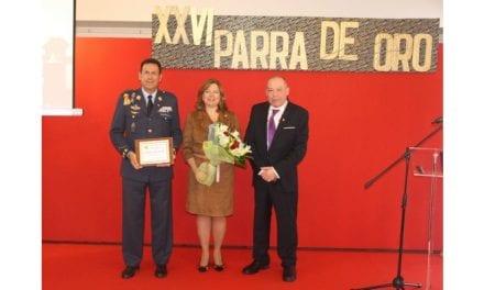 La Academia General del Aire premiada con Parra de Oro