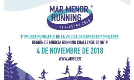 Mar Menor Running Challenge 2018
