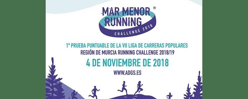 Mar Menor Running Challenge 2018