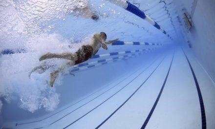 Un centenar de nadadores en el Open Nacional de natación adaptada en Mar Menor