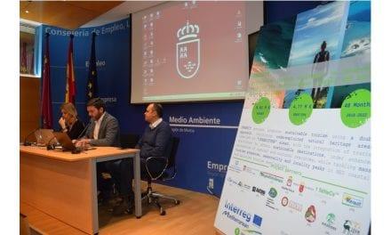 La Región  de Murcia muestra a representantes de diez países la gestión sostenible de sus espacios naturales