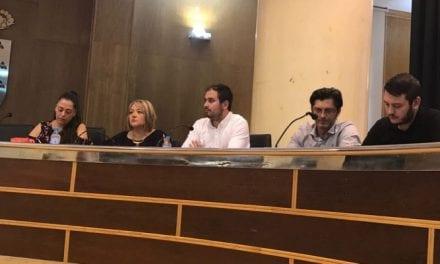 PSOE Alcázares arranca con el compromiso de tomar medidas contra los salones de juego