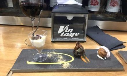Ruta de la Tapa 2018 San Javier. Bar Restaurante Vintage