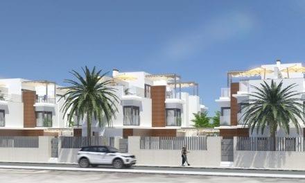 El Ayuntamiento de San Javier dará hoy la licencia para construir doce chalés en Torre Minguez