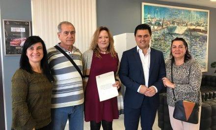 El Ayuntamiento y AFAL colaboran en la mejora de la calidad de vida de pacientes y familias afectados por Alzheimer