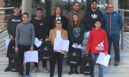 El Ayuntamiento de San Pedro del Pinatar destina 5.000 euros a subvenciones para los deportistas pinatarenses