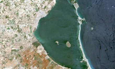 Un posible vertido de salmueras al Mar Menor por un canal de Los Alcázares