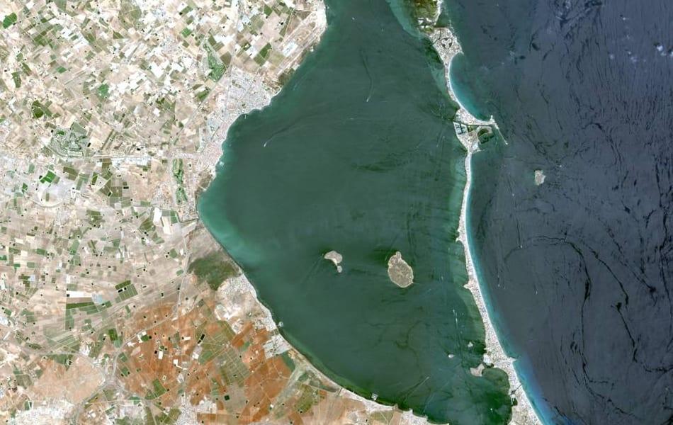 Se estudiará el intercambio de agua entre el Mar Menor y el Mediterráneo