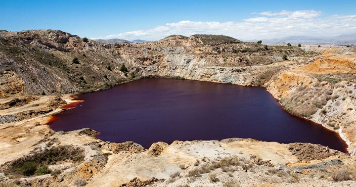 Un plan para descontaminar la Sierra Minera cifrado en 30 millones de euros