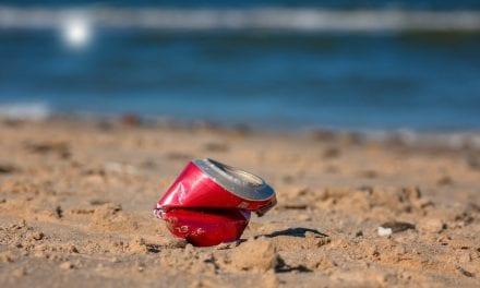 ¿Playa de Ensenada del Esparto con BANDERAAZUL?