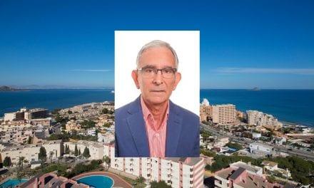 Consejal no adscrito: Santos Amor Caballero – Ayuntamiento de San Javier