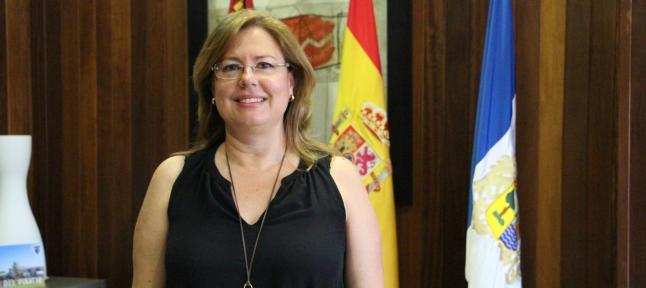 """Alcaldesa de San Pedro del Pinatar """"Nuestra intención es que la renovación de los paseos marítimos esté terminada en verano"""""""