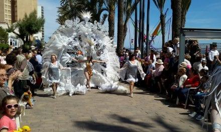 Avance de Carnaval 2019 Santiago de la Ribera
