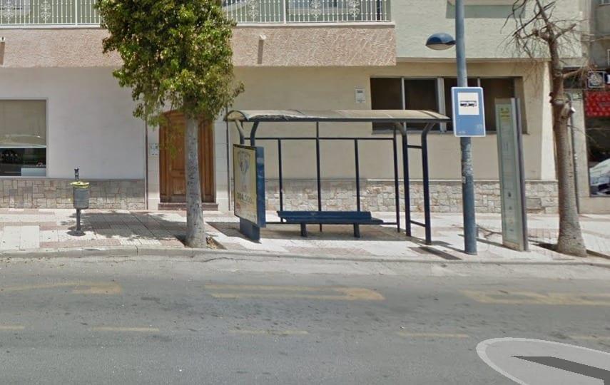 El transporte público en la zona del Mar Menor