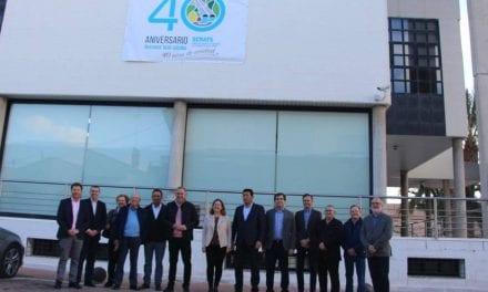 Trasvase Tajo Segura. San Pedro del Pinatar se une al 40 aniversario