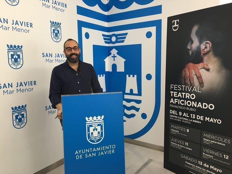"""El III Festival de Teatro Aficionado """"Francisco Rubio"""" anuncia la apertura del plazo de inscripción"""