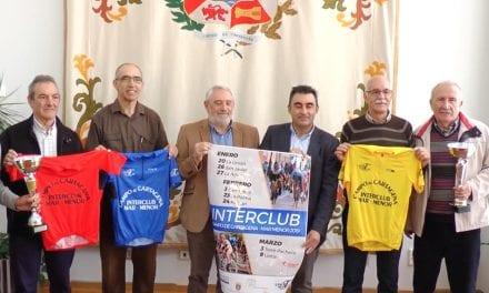 El Trofeo Interclub Ciclista Campo de Cartagena – Mar Menor pasará por dos puertos de montaña