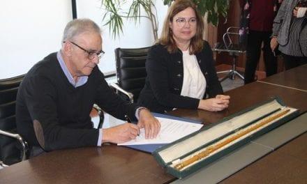 El bastón de mando vuelve al Ayuntamiento de San Pedro del Pinatar