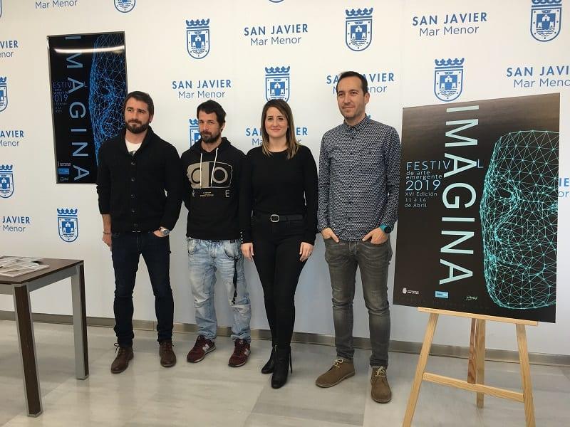 Imagina San Javier 2019 abre el plazo de presentación de proyectos artísticos hasta el 26 de febrero