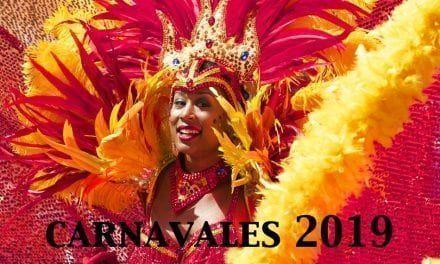 ¿Cuando son los carnavales 2019 en la región Murcia?.