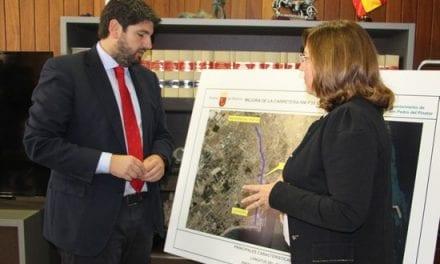 La Comunidad Autónoma destinará 1,5 millones para la remodelación la carretera que une el centro de San Pedro del Pinatar con Lo Pagán
