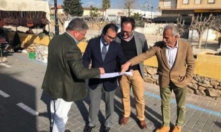 La Comunidad y el Ayuntamiento de Los Alcázares invierten 651.000 euros en Los Alcázares para mejorar la accesibilidad en varias calles