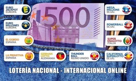 Loterías y Apuestas del Estado suspende indefinidamente todos los sorteos, ¡juega a lotería mundial online!