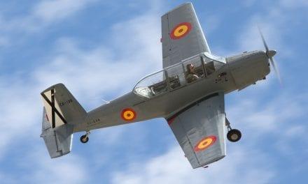 Aeropuerto de San Javier tendrá una colección de aviones históricos en su futuro museo – hangar