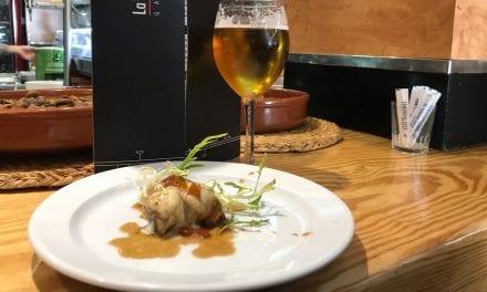 VI Ruta Carnavalera de la tapa 2019 Santiago de la Ribera. Bar Restaurante La Oficina (Gastrobar)