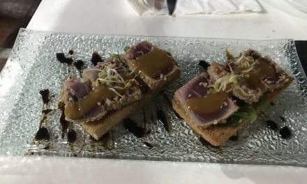 VI Ruta de la Tapa 2019 Santiago de la Ribera. Bar Restaurante Idara