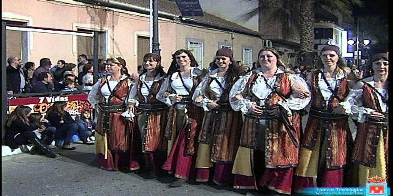 Las Incursiones Berberiscas celebran su veinte aniversario en Los Alcázares