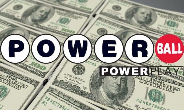 ¡Juega al Super Bote de 160 millones de dólares en PowerBall de Estados Unidos!