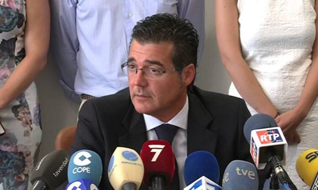Anulado la condena por prevaricación contra el exalcalde de Torre Pacheco, Daniel García Madrid